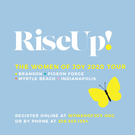 Women's Retreat - Rise Up!