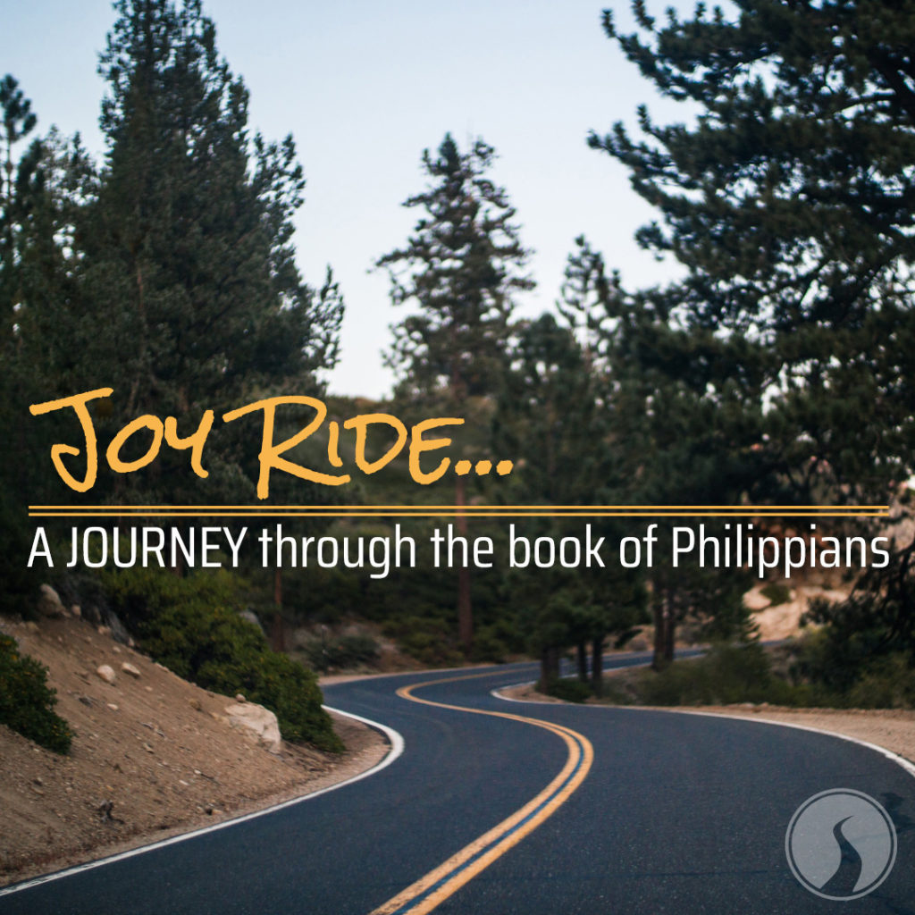 Joy Ride - A JOURNEY through the book of Philippians