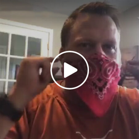 Shawn Acrey - Mask Mandate Update