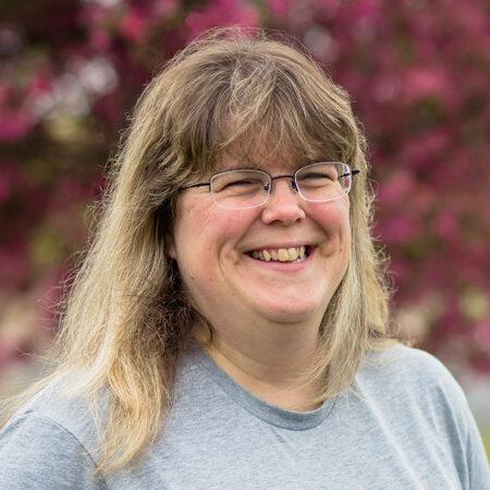 Children's Director Colleen Cox